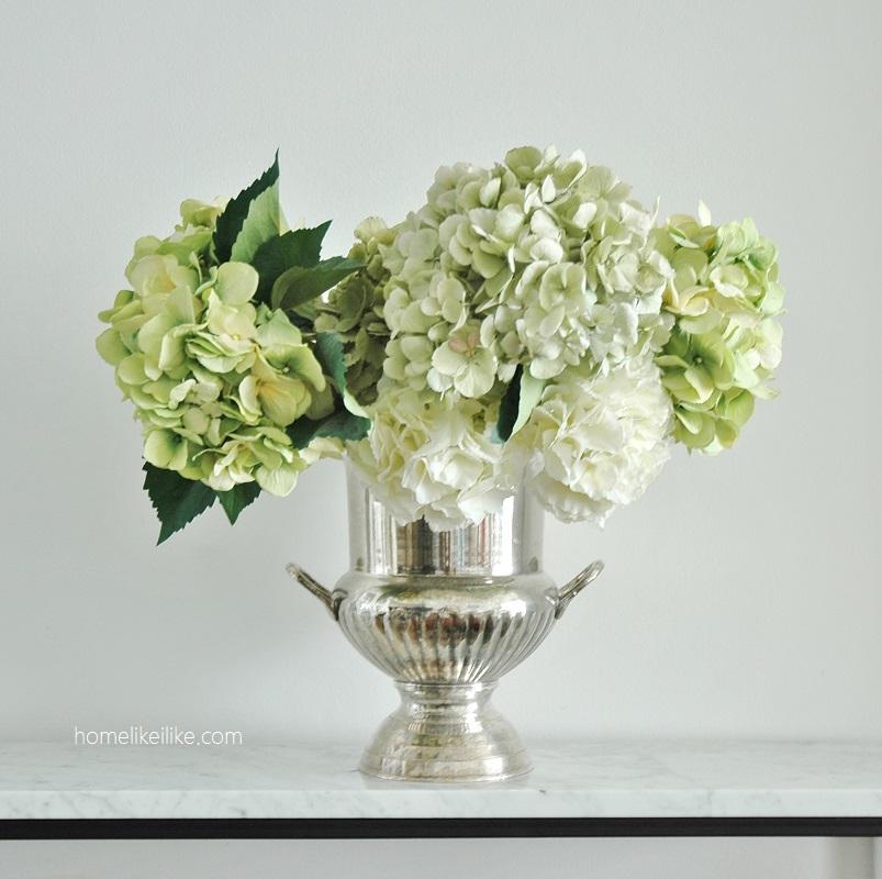 silver vase - homelikeilike.com