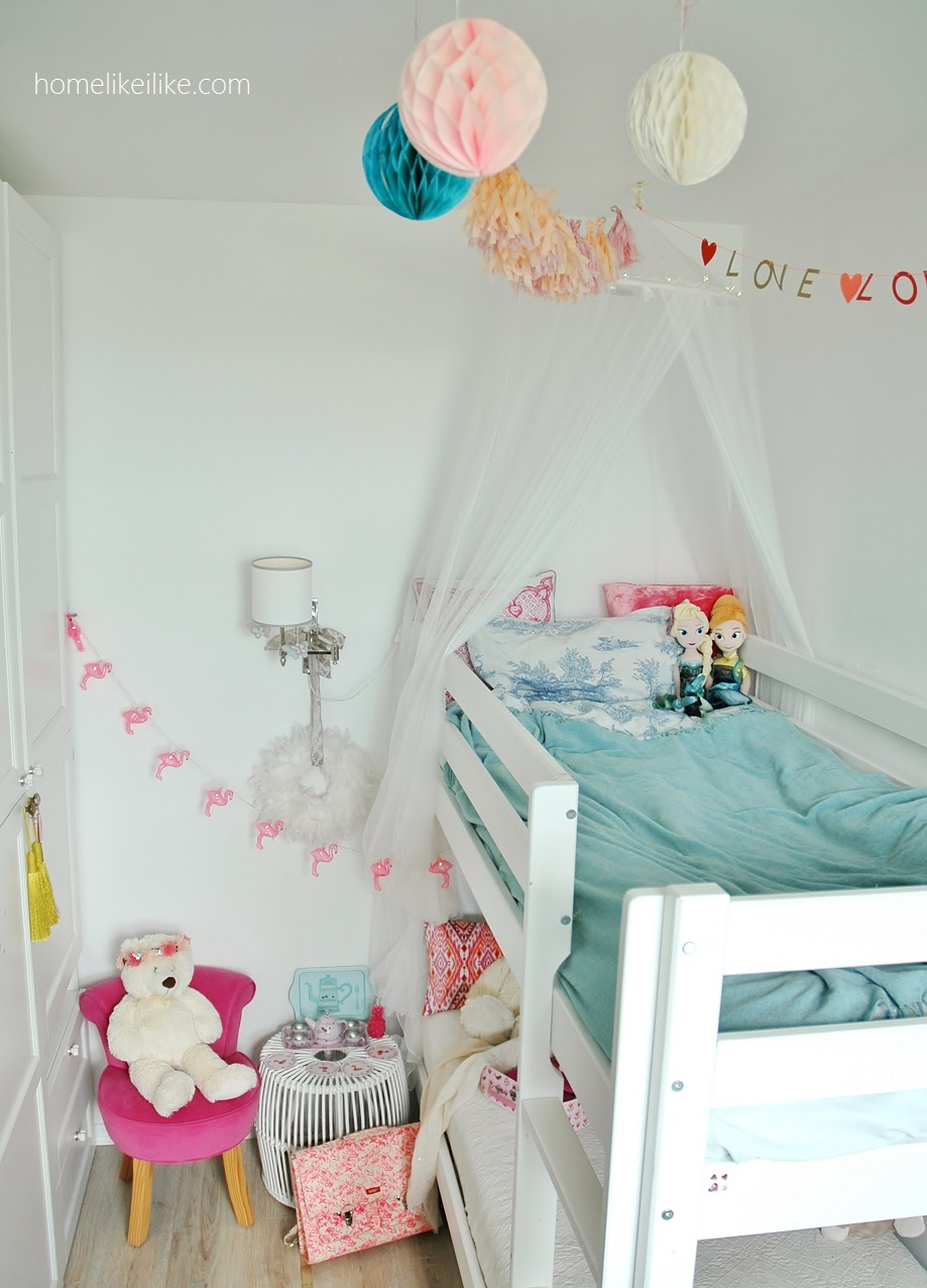 łóżko piętrowe - homelikeilike.com