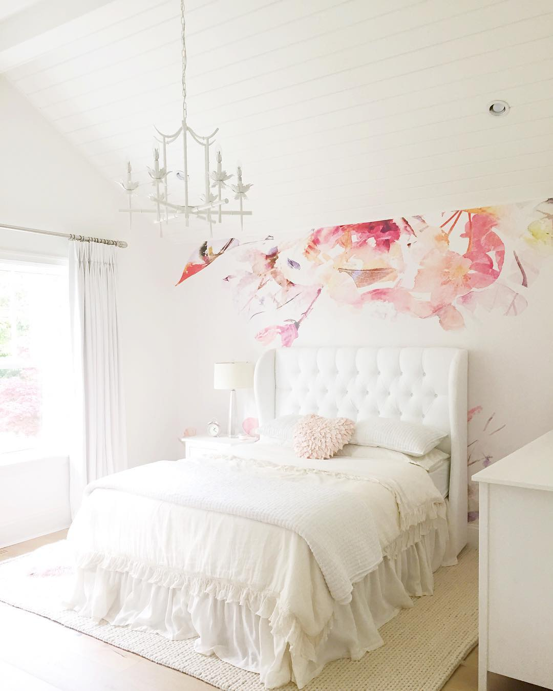 jshomedesign - daugters bedroom