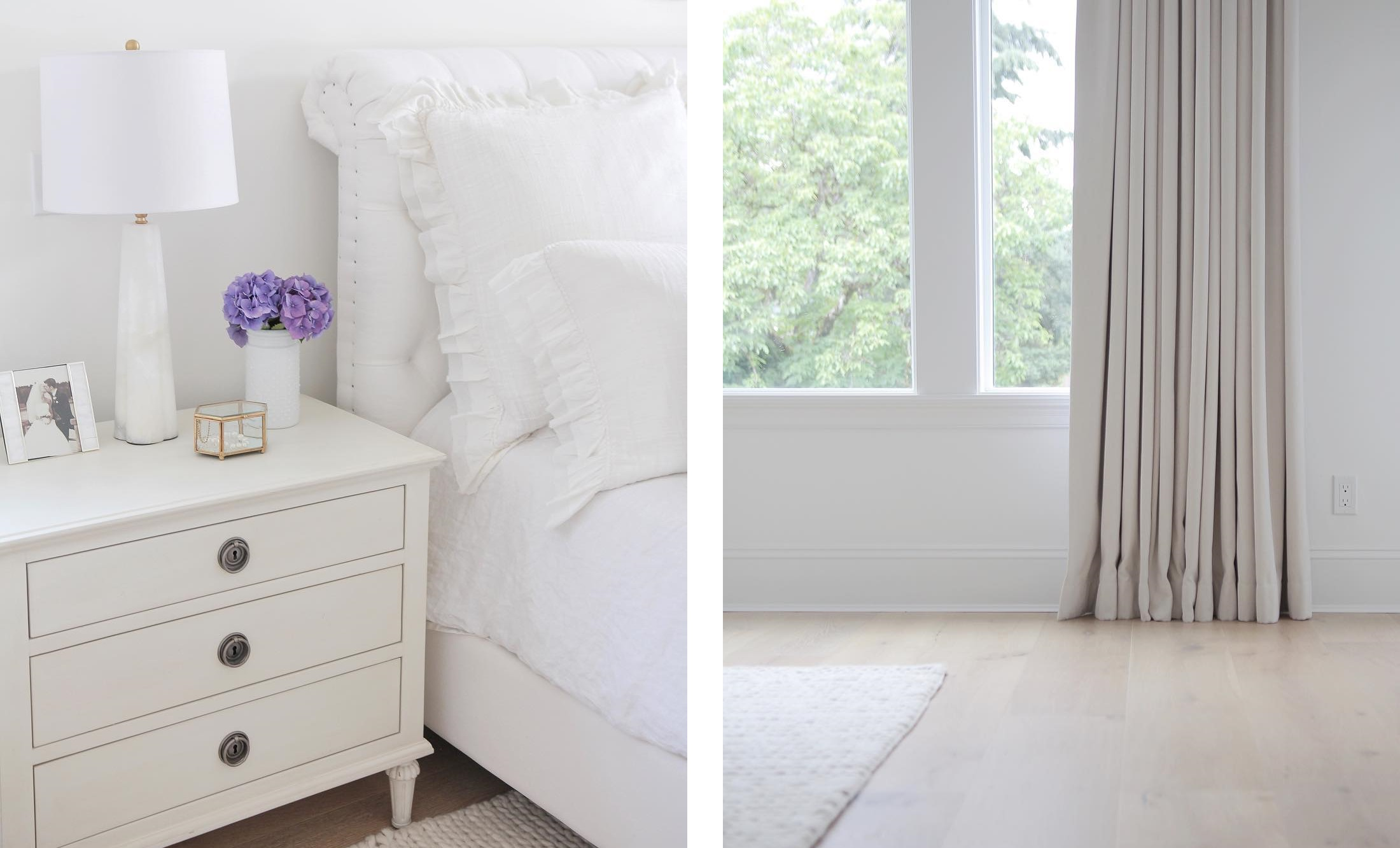 jshomedesign - master bedroom details