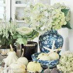 Jesień w stylu Hampton, czyli dwa słowa o dekoracjach