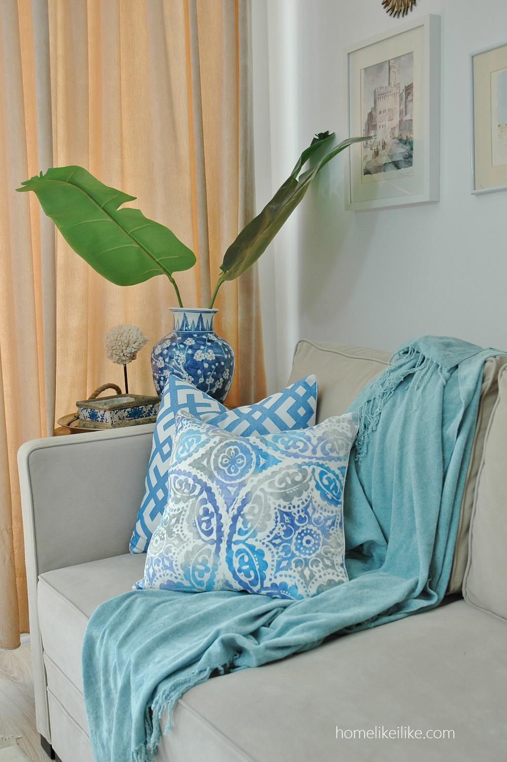 moc kolory - blue and white - homelikeilike.com
