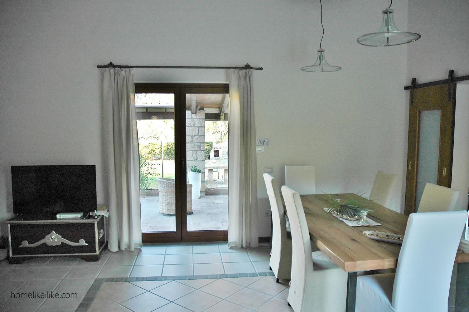 Mediterranean interior - homelikeilike.com