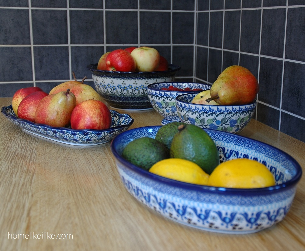 ceramika boleslawiecka - homelikeilike.com
