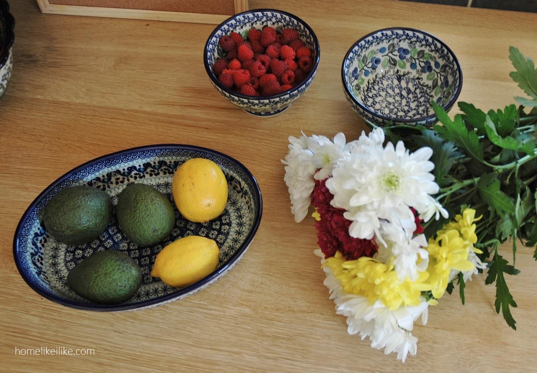 kolorowa kuchnia - homelikeilike.com