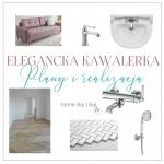 Elegancka kawalerka – plany i postępy
