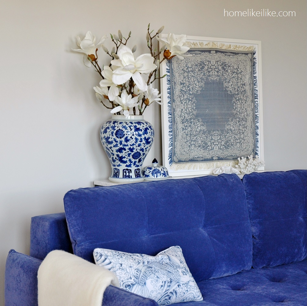 blue and white forever - homelikeilike.com