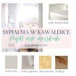 Sypialnia w kawalerce – poszukiwania łóżka
