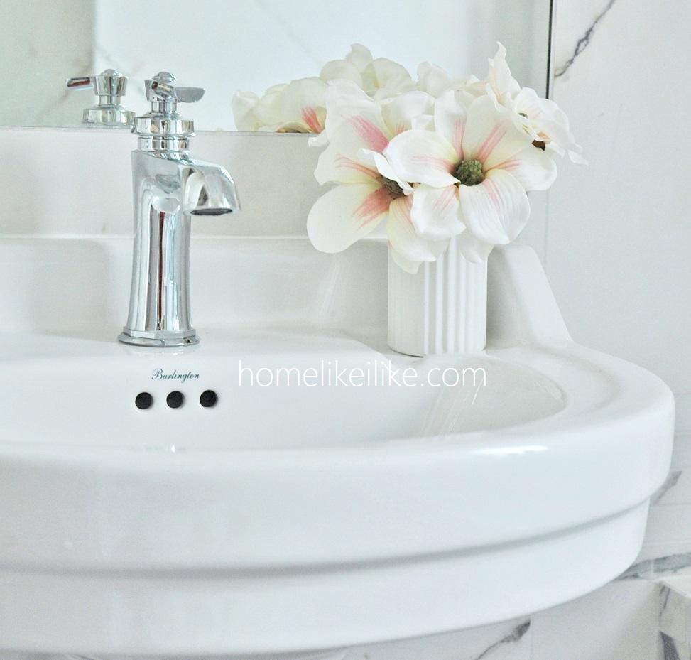 kobieca łazienka - homelikeilike.com