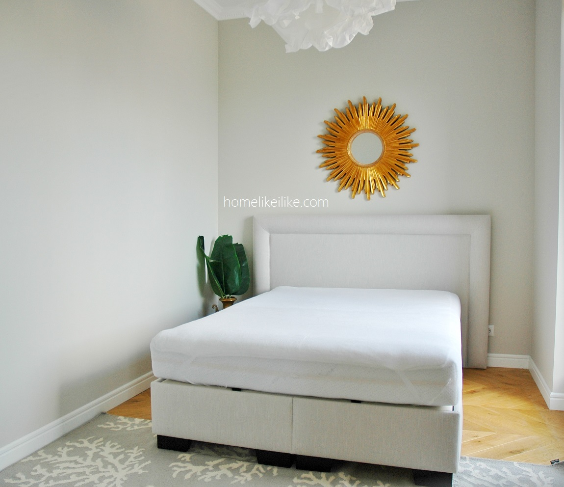 elegancka sypialnia - homelikeilike.com