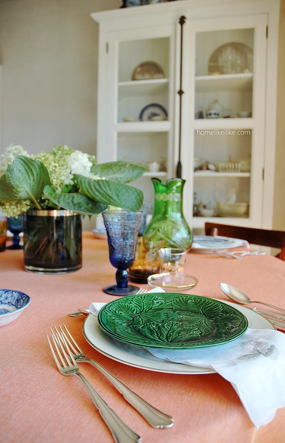 dinner room - homelikeilike.com
