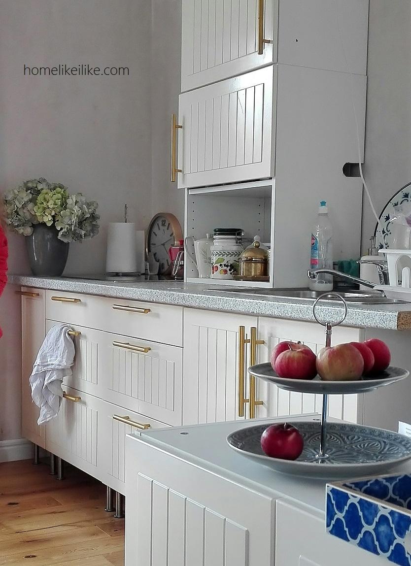 prowizoryczna kuchnia - homelikeilike.com