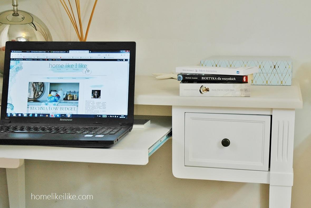 nowe biurko - homelikeilike.com