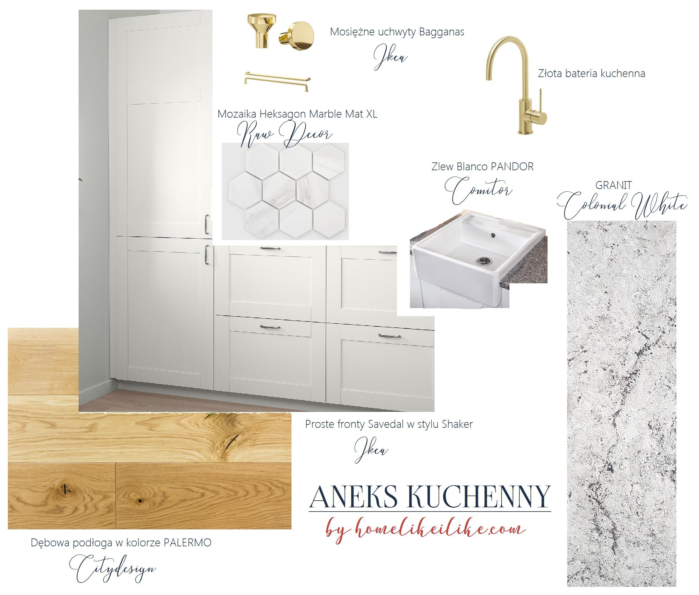 aneks kuchenny projekt - homelikeilike.com