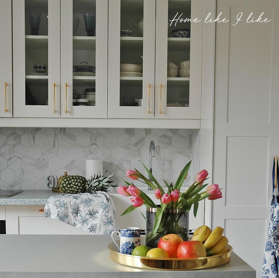 biała kuchnia - homelikeilike.com
