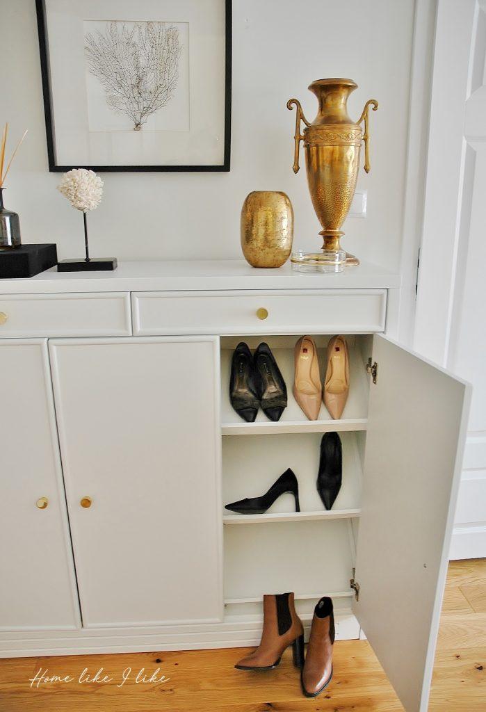 szafka na buty Lady Pearl - homelikeilike.com