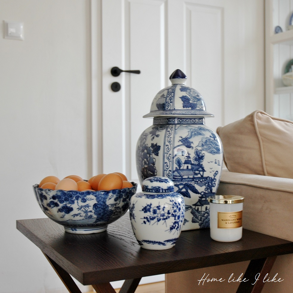 blue and white love - homelikeilike.com