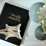 Zebra glamour, czyli ikony we wnętrzach
