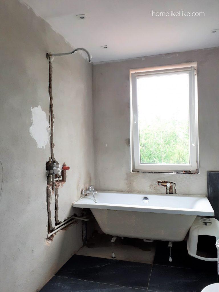 łazienka z wanną i prysznicem 1 - homelikeilike.com